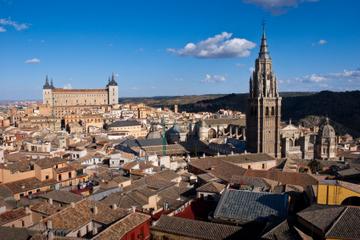 Madri Supereconômica: Viagem de um dia para Toledo e Mosteiro de El...