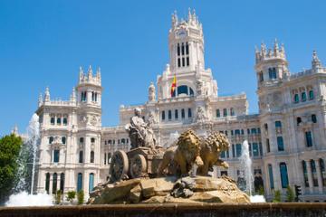 Madrid Super Saver: Toledo Half-Day Trip and Panoramic Madrid Sightseeing Tour