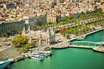 Offre spéciale Barcelone: visite touristique avec téléphérique pour...