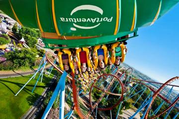 PortAventura Day Trip from Barcelona