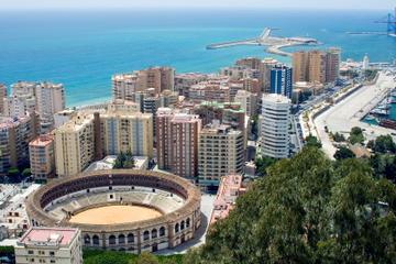 Private Stadtrundfahrt durch Malaga