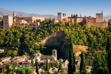 Recorrido de 7 días por España desde Madrid: Córdoba, Sevilla...