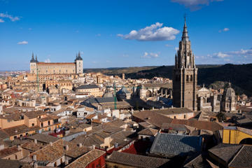 El Escorial Monastery and Toledo...