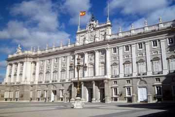 Royal Palace of Madrid Skip-The-Line...