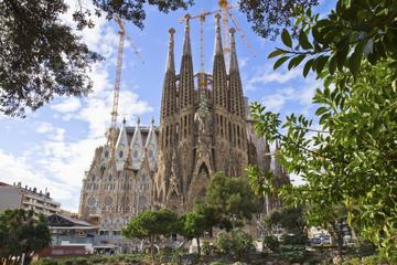 Snabbinträde: Rundtur i La Sagrada Familia i Barcelona