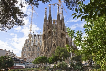 Spring køen over: Barcelona Sagrada Familia Tour