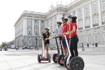 Ståhjulingtur i Madrid
