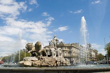 Tour combinato di Madrid: tour panoramico della città e tour guidato