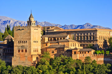 Tour de 12jours au Maroc et dans le sud de l'Espagne au départ de...