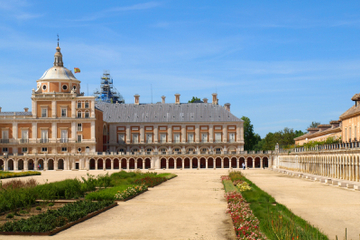 Tour para o Palácio Real de Aranjuez de Madri