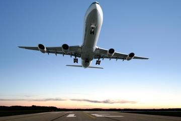 Transfert de départ privé jusqu'à l'aéroport de Madrid