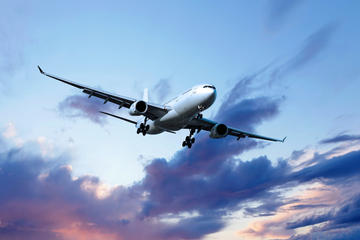Trasferimento con mezzi privati all'arrivo nell'aeroporto di