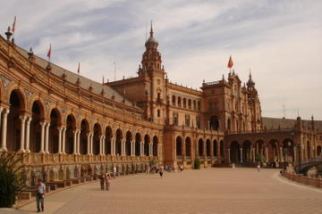 Viagem de um dia a Sevilha, partindo da Costa del Sol