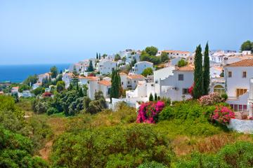 Viagem de um dia por Frigiliana e Nerja com partida de Málaga
