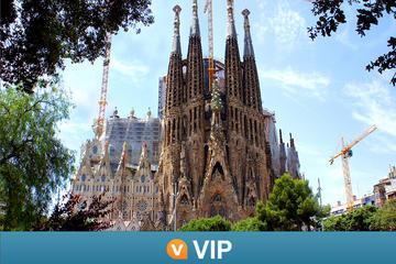 VIP de Viator: visita a la Sagrada Familia y la torre Bellesguard con...