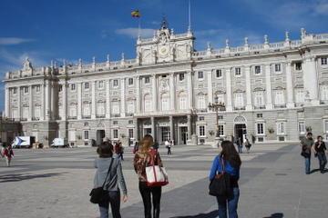 Visita turistica di Madrid e del Palazzo Reale