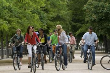 Visite de Madrid en vélo