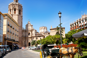Zesdaagse tour van Spanje vanuit ...