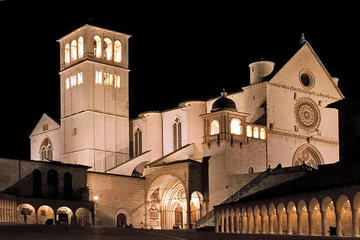 Assisi Deruta Montefalco Sagrantino wine PRIVATE TOUR from Florence
