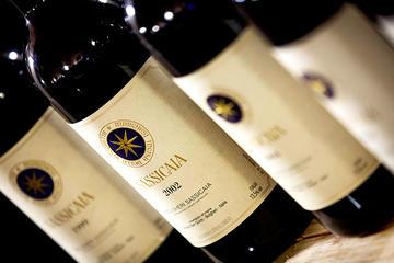 San Gimignano Volterra and Bolgheri Supertuscans Wine PRIVATE TOUR from Livorno port