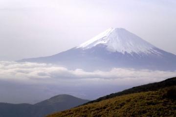 """2-dagers tur med høyhastighetstog (""""kuletog"""") fra Tokyo til Mount..."""