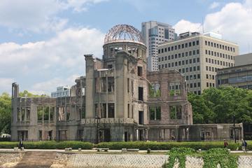 2-tägige Tour um Hiroshima ab Kyoto einschließlich Miyajima und...