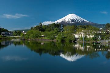 2-tägige Tour von Tokio auf den Fudschijama, ins Fujiyama Onsen und...