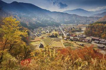 3-Day Takayama, Shirakawago and...