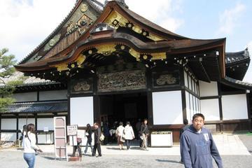 Excursão à tarde de Nara do Templo...