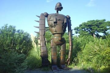 Excursão à tarde pelo Museu Ghibli de...
