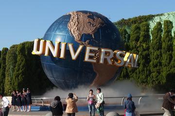 Experiencia nocturna en Universal Studios Japón desde Tokio en el...