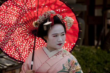 Maiko Performance and Dinner by Kiyotaki River