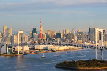 Panoramic Tokyo Day Tour - Meiji Shrine, Asakusa Temple and Tokyo Bay...