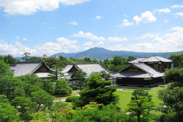 Tagestour nach Kyoto inklusive Goldener Pavillon, Burganlage Nijo-jo...