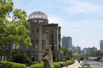 Tour del parco del Memoriale della pace di Hiroshima e dell'isola