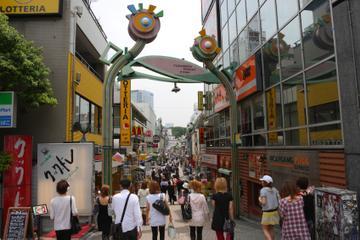 Tour della moda di Harajuku a piedi