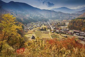 Tour di 3 giorni da Kyoto a Tokyo: Takayama, Shirakawago, e Kanazawa