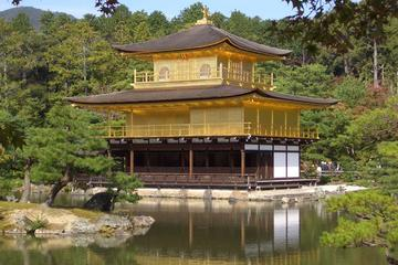 Tour in treno di 3 giorni al monte Fuji, a Kyoto e Nara a bordo di un