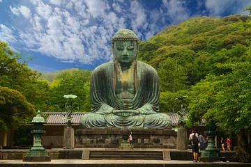 Viagem diurna saindo de Tóquio para Kamakura e baía de Tóquio