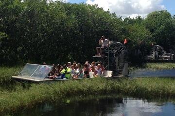 Excursion de 3heures dans les Everglades au départ de Miami