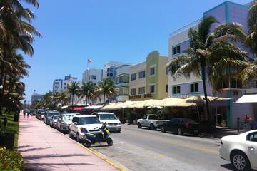 Miami City-Tour mit Bucht von Biscayne-Bootsfahrt