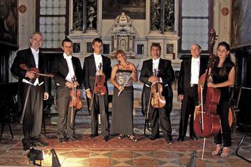 Concert de l'orchestre Collegium Ducale à Venise