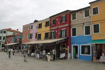 Escursione alle isole di Murano, Burano e Torcello