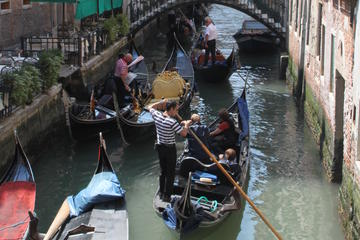 Private Grand Canal Gondola Serenade