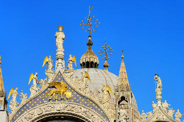 Skip the Line Golden Basilica Guided Tour with Optional Glass ...