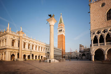 Venice Combo Tour: Doge's Palace, Gondola, and St. Mark's Square Museum Ticket