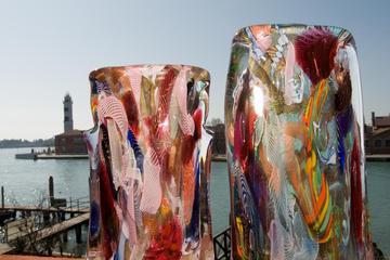 Venice Glassblowing Demo and Gondola Ride Combo Tour