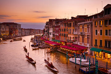 Venice Gondola Serenade