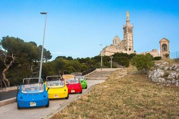 3 hour Discover Marseille Tour in a Small Convertable for a Small Private Group