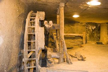 Tour di mezza giornata alla miniera di sale di Wieliczka da Cracovia